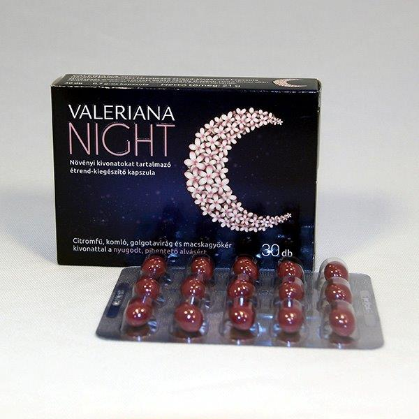 Valerina Night 30 db